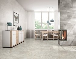 Polished Digital Luxury Designer Floor Tile, 800 Mm X 800 Mm, Bathroom
