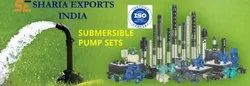 GREENTECH 92-326 m Borewell Submersible Pump, Discharge Outlet Size: 50 mm or 2 inch, Maximum Discharge Flow: 60 lpm
