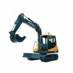 Hyundai R85A-Smart Excavator