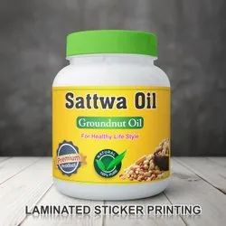 Laminated Label Stickers Printing Service