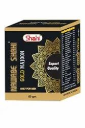 60 Gms Shahi Nawabe Gold Majoon, For Personal, Packaging Type: Box