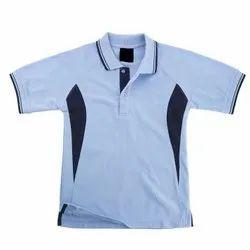 Lycra Cotton Casual Wear Kids Sports T Shirt, Size: 3-5 Years