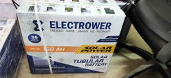 Electrower 150 AH (C10) SolarTall Tubular Battery