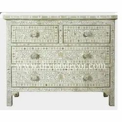 Mother of Pearl Console/Dresser