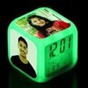 Automatic 7 Colour Changing Glowing Digital Led Alarm Clock