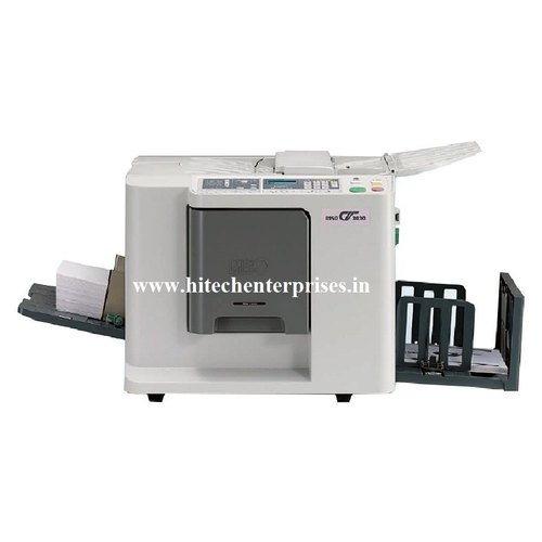 Digital Duplicator Riso CV3230  B4 Size Copy Printer Mini Printing Press Machine