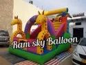 Kids Bouncy Inflatables