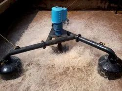 Low Speed Floating Surface Aerator