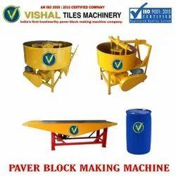 Interlocking Tile Making Machinery