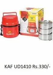 Trio Tiffin With 3 SS Containers