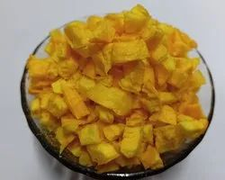 Freeze Dried Yellow Bell Paper