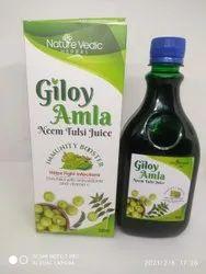 Neem and Amla juice