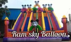 Big Bouncy Slide