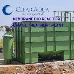 Membrane Bioreactor Sewage Treatment Plant - Mbr