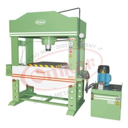 Omkar Make Power Operated Hydraulic Press Machine - 200 Ton
