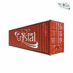 Crystal Used Dry Container On Monthly Rental Services