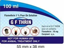 G F Thrin - Flumethrin 1%