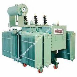 8000kVA 3-Phase Power Transformer