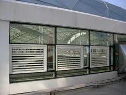 Automatic Aluminum Window