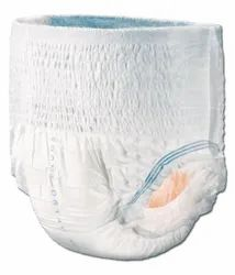 Pant Type Adult Pull Up Diaper, Packaging Size: 10 Pieces