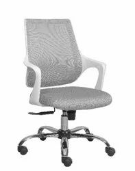 White Staff Chair