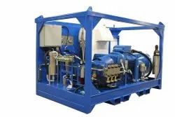 Automobile Oil Pump Test Rig, For Industrial