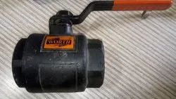 Carbon Steel Ball Valve, Size - 15 to 50 mm
