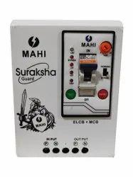 32A Single Pole Mahi Suraksha Guard ELCB+ MCB