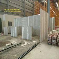 Cement Panel Build Prefabricated School Structures