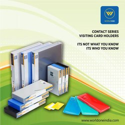 240 Pocket Business Card Holder With Case