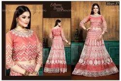 Kanishka Fashion Chanderi,Net Ladies Designer Lehenga Choli