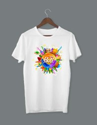 Holi t-shirt For Kids or All