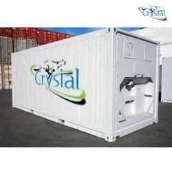 Crystal PUF Insulated Brand New Containers