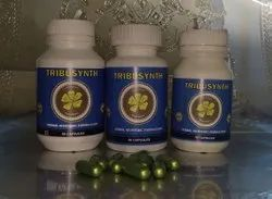 Mixed Blend Of Herbal Extracts Food Grade Lean Musclemass Capsule, For Personal, Pack Size: 1 x 60'S