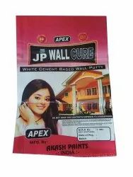 White Cement Based Wall Putty, For Construction