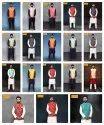 Outlook Vol 12 Festive Wear Kurta Pajama With Jacket Mens Wear Collection