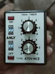 Twin Industrial Timer