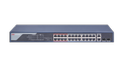 24 Port Hikvision POE Switch