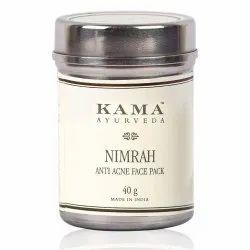 Kama Ayurveda Nimrah Anti Acne Face Pack