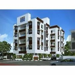 1 BHK Residential Flat Construction Service