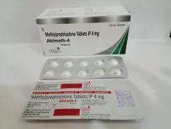 4 Mg Methylprednisolone Tablet