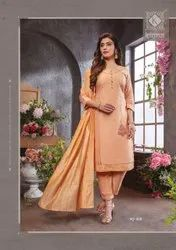 Pure Cotton Kiana Summer Queen Fancy Casual Wear Readymade Collection