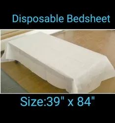 Hospital Disposable Bedsheets