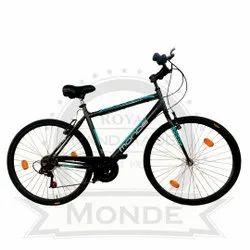 Monde 7-speed 28x700c (blue) / City Bike / Mtb Bike / European Aerobtnamic Design.