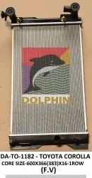 Dolphin Toyota 2.4L Corolla Radiator, Concentrated