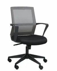 Executive Medium Back Chair - Sky