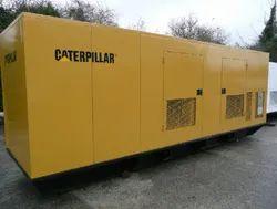 Caterpillar 500 kVA Industrial Power Generator, 3 Phase, 400 V
