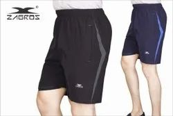 Sports Polyester And Blended Mens Short