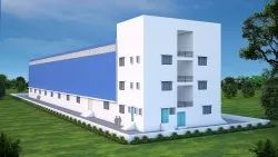 Concrete Industrial Construction Service, in Maharastra
