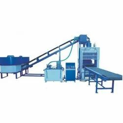 Semi Automatic 4 CVT Brick Making Machine